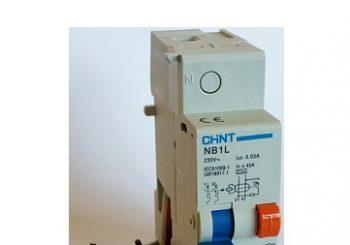 CHINT 51641 differenziale accoppiabile